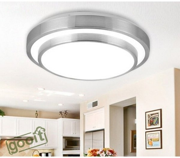 Charming Indoor Ceiling Lights #5: Ceiling Lamp SMD 5730 Minimalism Double-layer Aluminum LED Ceiling Light For Indoor LED Light