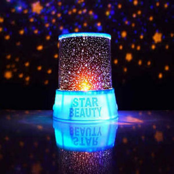 Romantic Star Light Star Projector lamp luminous projector led rotating music Star Light gifts birthday gift