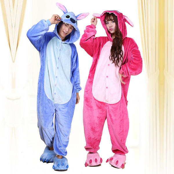 Lovely Lilo And Stitch Kigurumi Pajamas Anime Suits Cosplay Outfit Halloween Costume Adult Garment Cartoon Jumpsuits  sc 1 st  DHgate.com & Lovely Lilo And Stitch Kigurumi Pajamas Anime Suits Cosplay Outfit ...