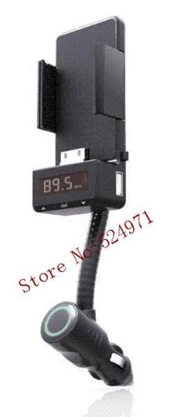car kit bluetooth mp3 player mit fm sender für handy / iphone / iPod / mp4 / mp3 mit usb-ausgabe mp4 mp3 player