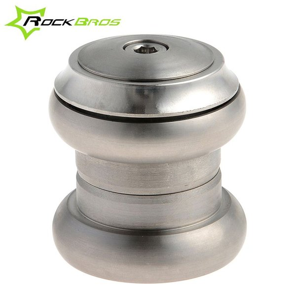 "ROCKBROS MTB Mountain Bike Headset Titanium Alloy 6AI4V(Gr5) Threadless External Headset 1-1/8"" 28.6mm 34mm Bicycle Parts"