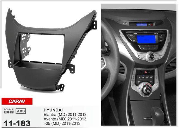 1 Set Silver Car Radio Stereo Double Din Installation Car Mount Trim Dash Kit