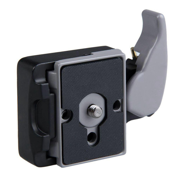 Новая камера 323 быстрый релиз зажим адаптер + быстрый релиз пластины совместим для Manfrotto 200PL-14 Compat пластины