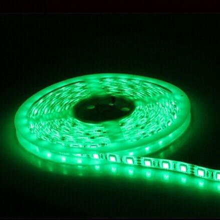 Highley Technology Co., Ltd 5m LED strip 5050 IP65 waterproof DC12V Flexiable 60LEDs/m CE ROSH UL DLC standard