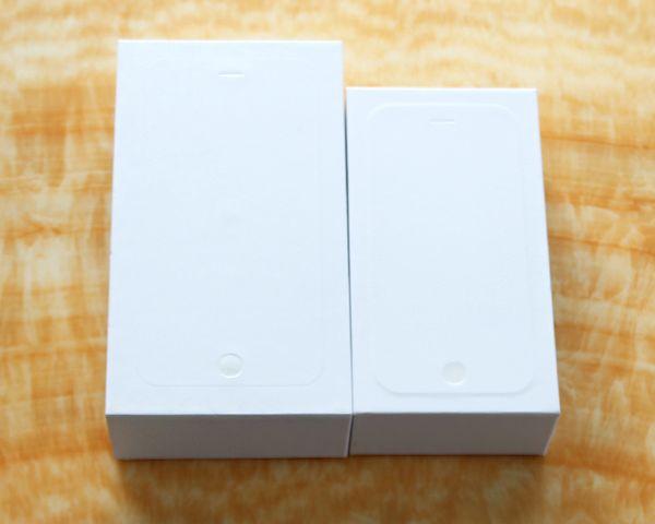 Cep Telefonu Kutusu Boş Kutuları Iphone5 Perakende Kutusu için suit 6 7 8 X ABD İNGILTERE sürüm