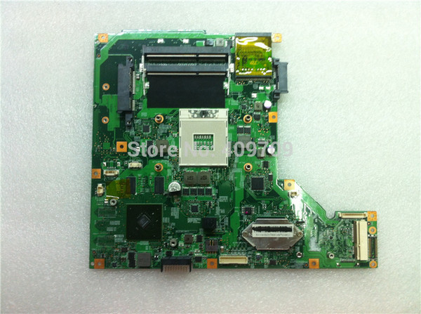 top popular Wholesale-FREESHIPPING 100% HotSale For 100% Working system board MS-16G11 VER:OB FOR MSI FR600 laptop motherboard, 90days warranty 2019