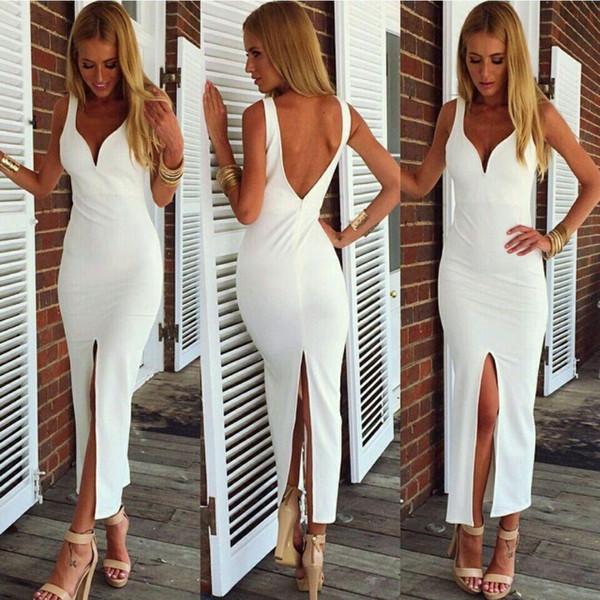 Wholesale 2015 New Women Clothing Dress Sexy New Fashion Dress ...