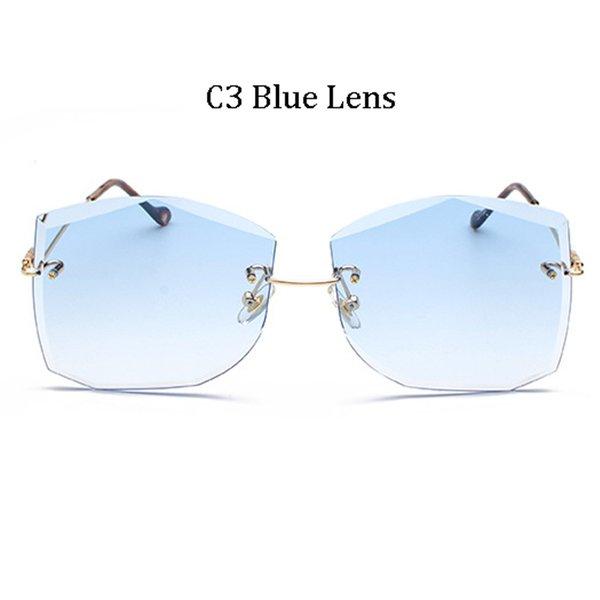 Lente Azul C3