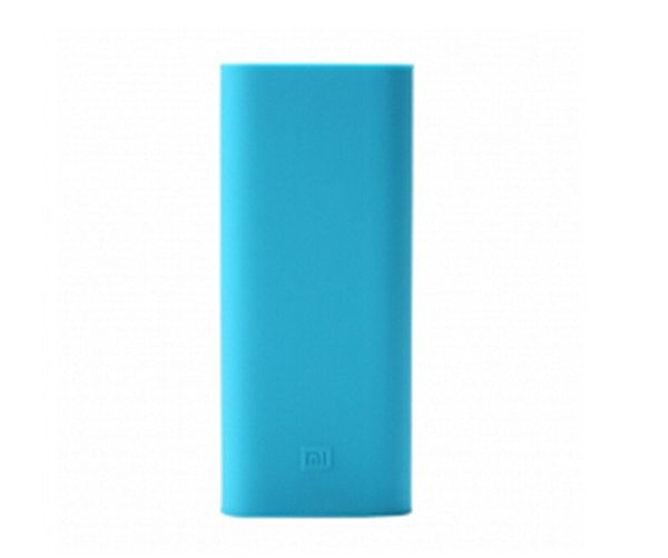 1pc power bank silicone cases covers for 16000 mah xiaomi External Battery Pack charging lithium Valentine's day gifts