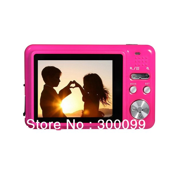 "Winait's 5MP Anti-shake digital camera with 2.7"" TFT LCD and 4 x Digital Zoom Free shipping"