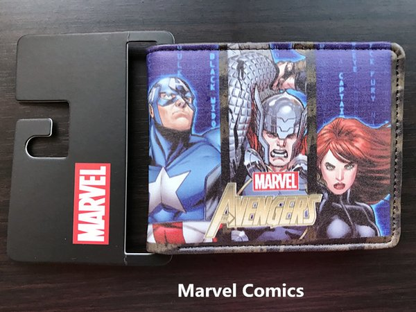 DC Comic Portefeuille passeport Homme Femme