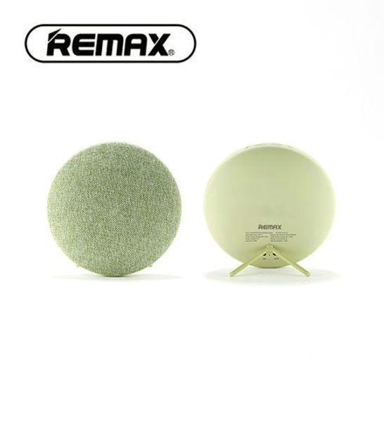 Remax RB-M9 Mini Bluetooth V4.0 Lautsprecher Tischabdeckung Tuch Stil Lautsprecher Drahtlose Tragbare Audio Player Subwoofer