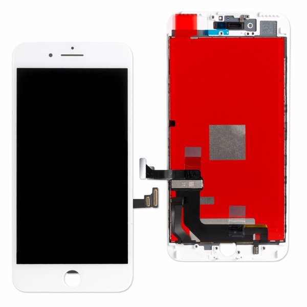 For iPhone 7Plus LCD assembly With 3D Force Touch Screen Assembly 100% Finger Print Tested Replacement Display No Dead Pixel Free Shipping