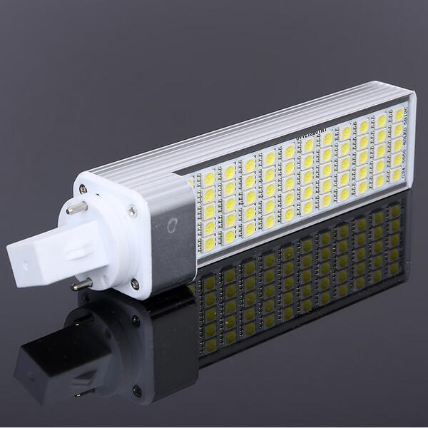 LED Lamparas 12W E27 G24 PL bombillas Corn bulb light for home focos ampoule 110V 220V Free shipping 3pcs