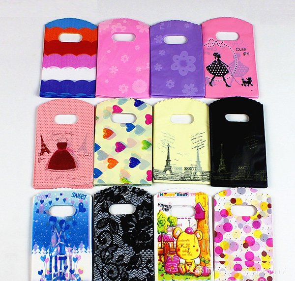 best selling wholesale --Clothing bags jewelry bag gift bags new shopping portable bags 1838