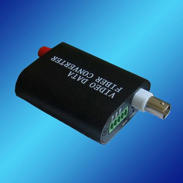 Optik Video Dönüştürücü Mini Video + RS485, Fiber Transceiver Üzerinden Video, Video Verici Alıcı, Video Optik Mulplexer, SM, SX, 20km