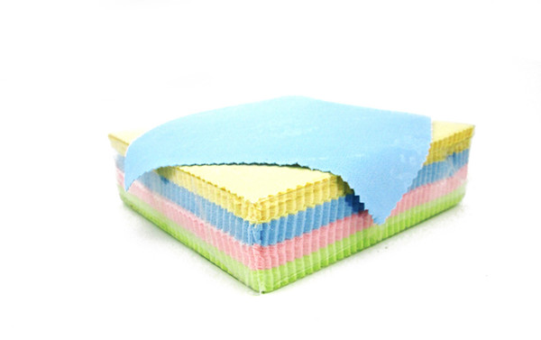 Superfine fiber Glasses Cloth lens Cleaning Cloth sunglass cloth eyewear cloth Microfiber lens cloth