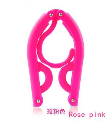 Hangers / rose pink