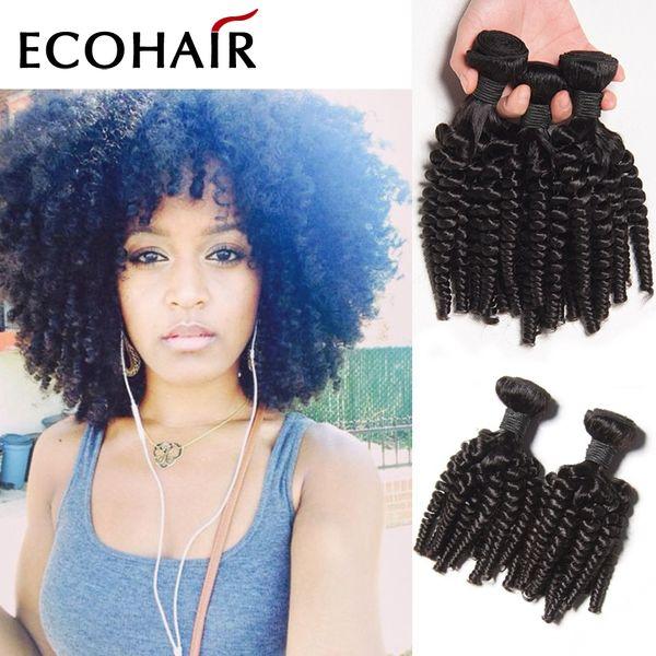 Brazilian Afro Kinky Virgin Hair Kinky Curly 3 Piece Lots Tight Curly Hair Weave Wholesale Brazilian Curly Hair