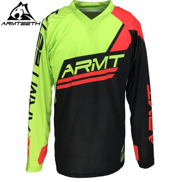 2017 Moto Jersey MX MTB Off Road Mountain Bike DH Enduro Bicycle MotoycJersey BMX Motocross Racing Shirt Sets