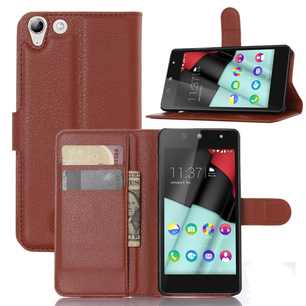 For Nokia N630 Phone Case Luxury lychee Skin Flip Leather Case For Nokia Lumia 550 540 n950 N950XL Magnet Stand Wallet Cover
