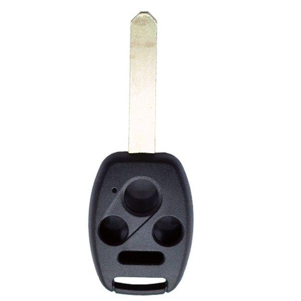 Nuevo 4 botones Car Key Case Shell para 2006 2007 2008 2009 Honda Accord CR-V Ridgeline Civic Reemplazo Remote Key Case Fob