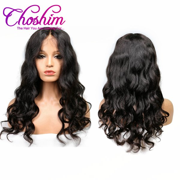 Choshim Slove 360 Lace Frontal Wigs 150% Density Brazilian Loose Wave Remy Hair 100% Human Hair Wigs For Black Women Pre Plucked
