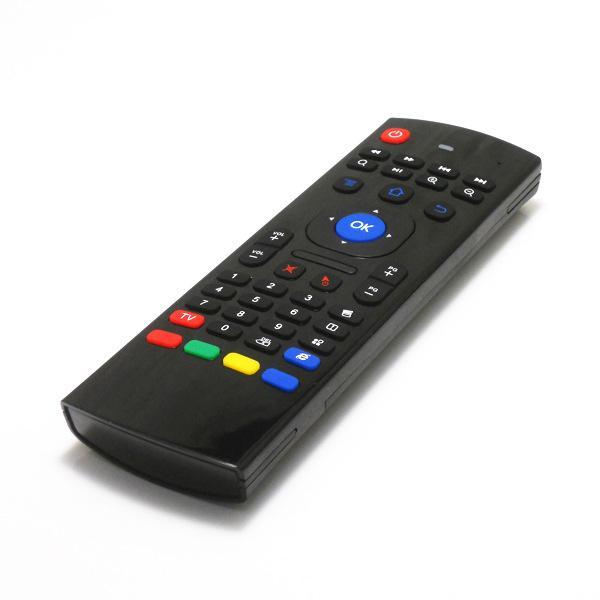 X8 2.4Ghz Wireless Keyboard MX3 modalità di apprendimento 3D IR Fly Air mouse di controllo remoto per il mini PC Android Smart TV Box