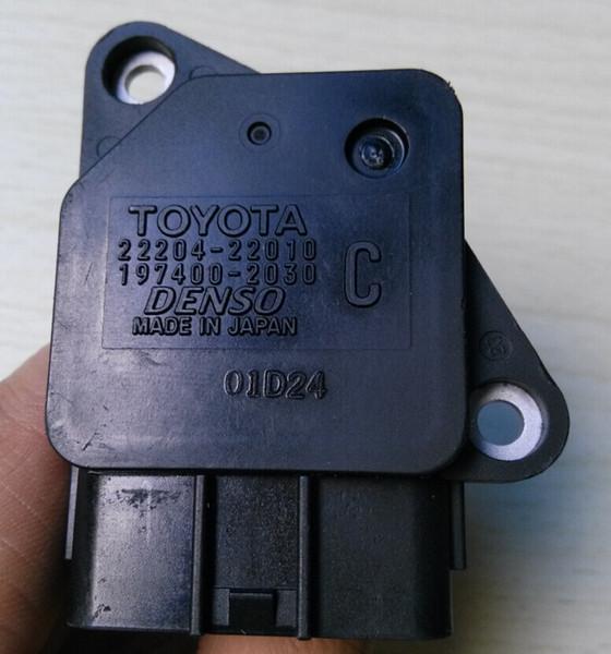 Fit for Toyota Lexus Scion Pontiac Mass Air Flow Meter Sensor 22204-22010
