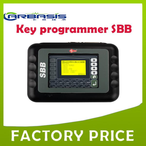 Key Programmer version SBB V33.02 with best price for Multi-Brands SBB Key Programmer for Multi-cars