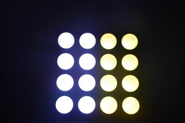 Moka MK-LM02 Disco light LED Matrix 16x30 Watt RGB Blinder Pixel DJ Equipment Stage Free Shipping