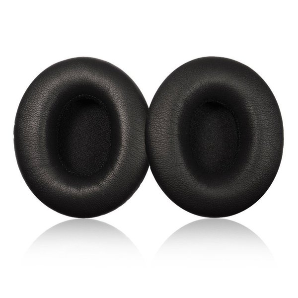 Replacement Ear Pads Soft Comfort Ear Cushion Pads For s-olo Headphones White Grey Black Color 200pcs/lot