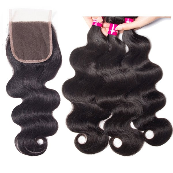 Body Wave With Free Part Closure