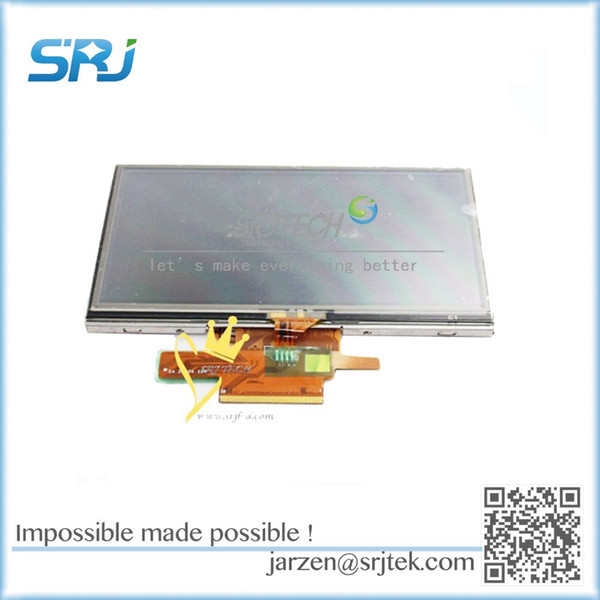 Wholesale-Full LCD Display With Touch Screen Digitizer For Tomtom VIA 4EN52 Z1230 LIFE GPS NAV