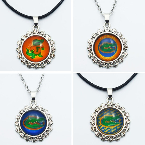 *US SELLER*10pcs wholesale glass and mixed design fashion pendant necklace scarf