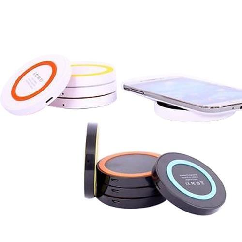 Qi Wireless Power Charger Mini-Ladegerät Pad für Samsung Galaxy S3 S4 S5 Hinweis 2