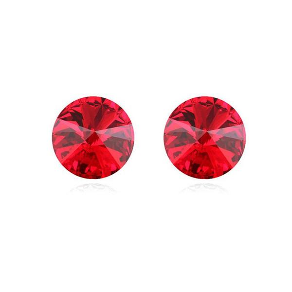 Austrian crystal earrings starry upscale Korean jewelry earrings wholesale factory direct export