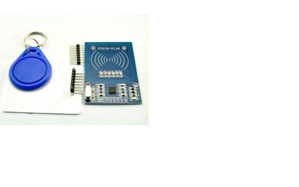 5 Set MFRC-522 RC-522 RC522 RFID Wireless IC Module S50 Fudan SPI Writer Reader Card Key Chain Sensor Kits 13.56Mhz