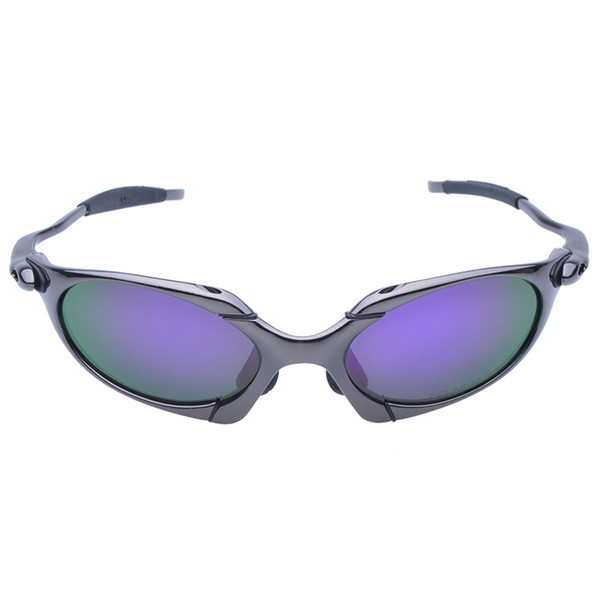 Lunettes de soleil polarisées Aolly Juliet X en métal de sport en gros-Original Romeo Cyclisme Lunettes d'équitation Oculos ciclismo gafas CP002-1