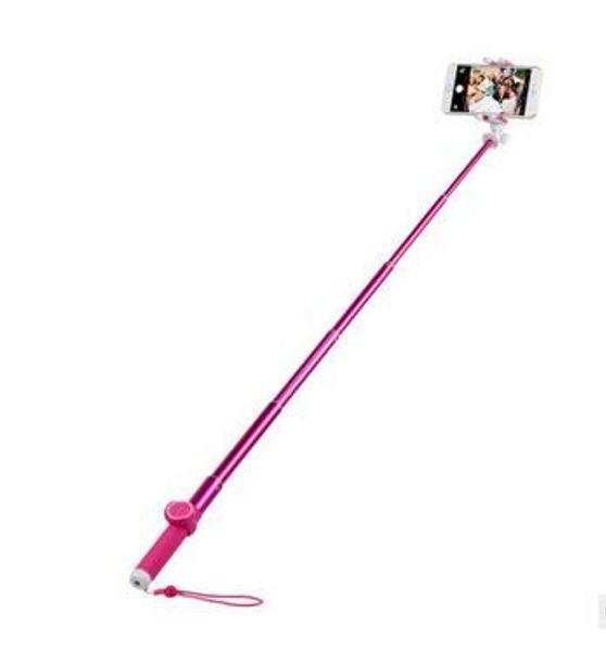Momax Selfiestick 핑크