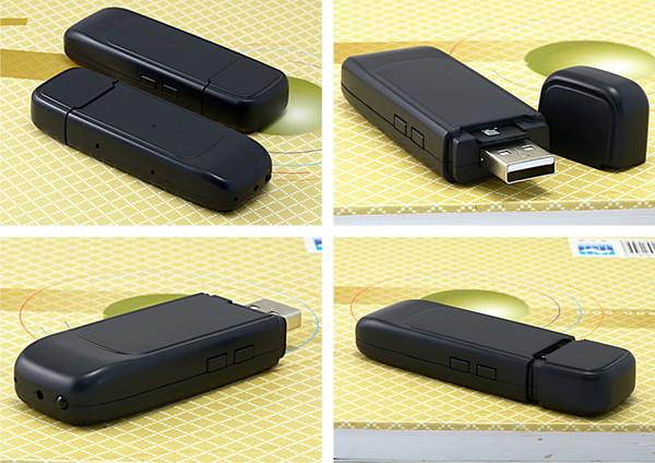 S829 mini USB DISK Camera con Night Vision Motion Detection HD 1280x960 USB Flash Drive Mini DV Supporto per fotocamera TF card