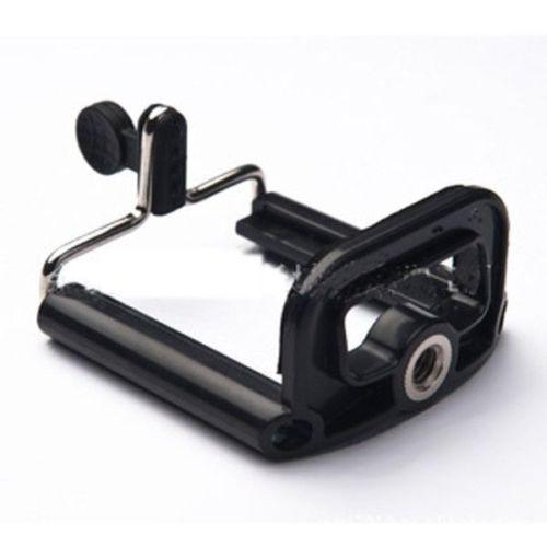 Universal Mobile Phone Clip Holder mount bracket Adapter For Smartphone camera cell Phone Tripod stand Mount Adapter