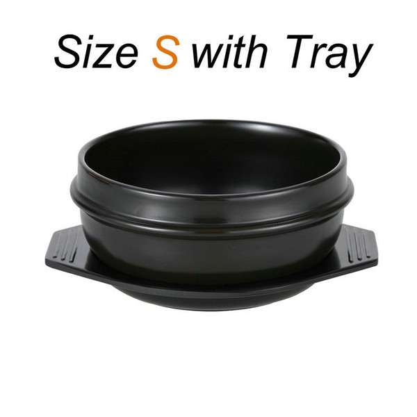 S with Tray