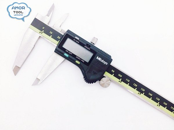 0-150mm LCD Digitaler Elektronisch Messschieber Digitale Schieblehre Manometer