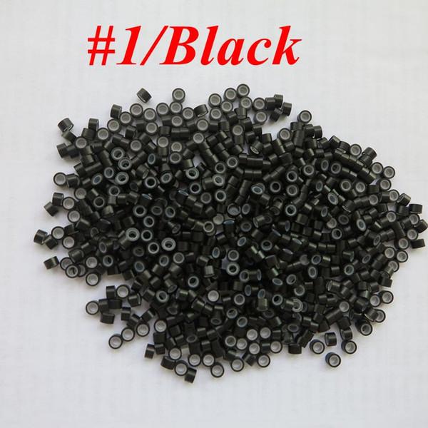# 1 / أسود
