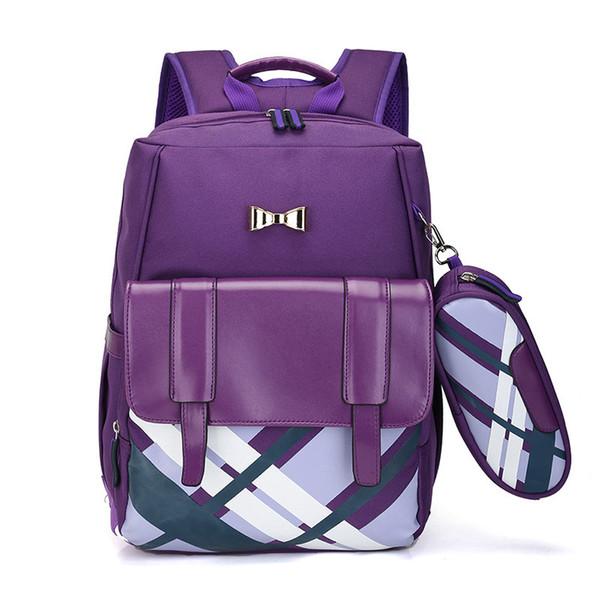 School Bags For Boys Girls Children Backpacks Primary Students Backpack Waterproof Schoolbag Kids Mochila Infantil Zip