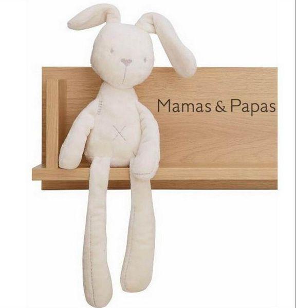 아기 부활절 토끼 인형 장난감 52cm 베이비 마마 파파스 잠자는 이야기 토끼 인형 인형 어린이를위한 최고의 선물