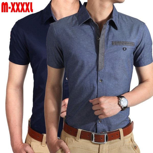 Shop Men's Casual Shirts Online, Men Shirt 2015 Brand Denim Shirt ...