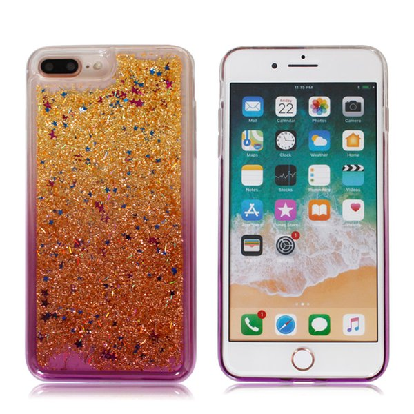 Glitter Liquid Quicksand Case For ZTE Blade Force N9517 Warp 8 For ZTE  Tempo X N9137 For ZTE Avid 4 MetroPCS Cases Cover Fashion Cell Phone Cases