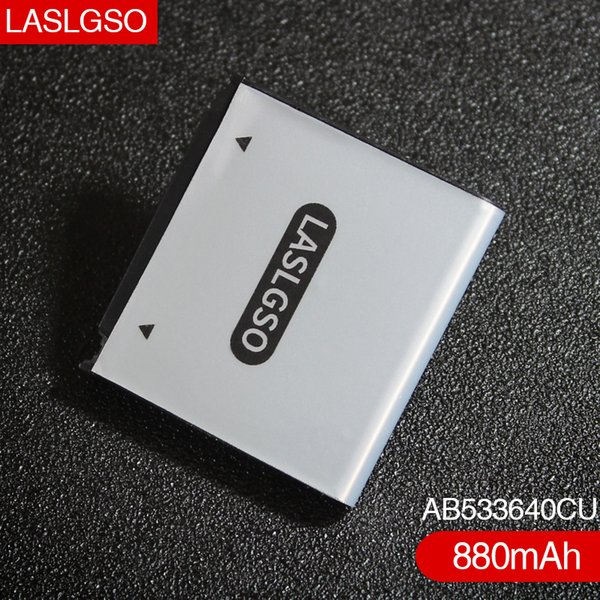 top popular wholesale Mobile phone battery for AB533640CU 2019